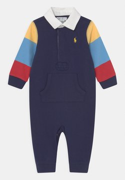 Polo Ralph Lauren - ONE PIECE COVERALL - Jumpsuit - newport navy