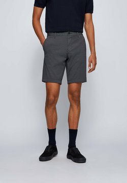 BOSS - SLIM FIT - Shortsit - dark blue