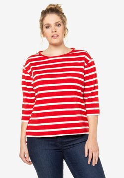 Ulla Popken - Sweatshirt - apple red