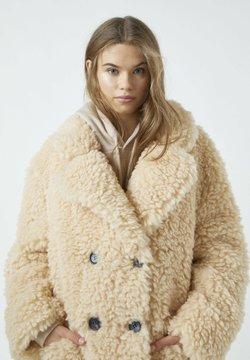 PULL&BEAR - Wintermantel - beige
