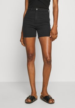ONLY - ONLMILA - Denim shorts - black