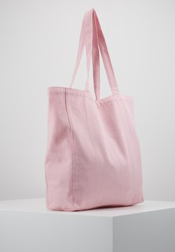 Mads Nørgaard - BOUTIQUE ATHENE - Shopping bag - pink/white