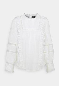 Vero Moda - VMETTY - Maglietta a manica lunga - snow white