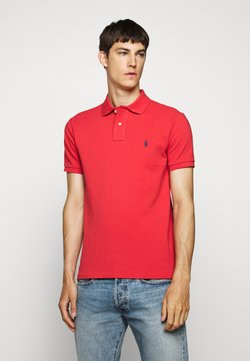 Polo Ralph Lauren - SLIM FIT MODEL  - Polo - evening post red