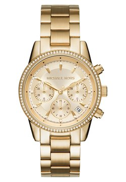 Michael Kors - RITZ - Montre à aiguilles - gold-coloured