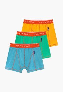 Claesen's - BOYS BOXER 3 PACK  - Shorty - blue/green/orange