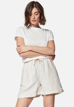 Mavi - Shorts - antique white stripe