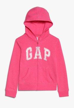 GAP - GIRLS ACTIVE LOGO - Sweatjacke - pink jubilee