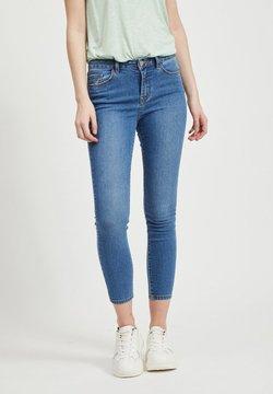 Vila - Slim fit jeans - medium blue