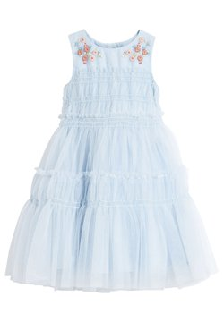 Next - Cocktailkleid/festliches Kleid - light blue