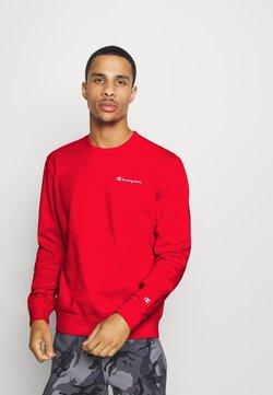 Champion - LEGACY CREWNECK - Sweatshirt - red