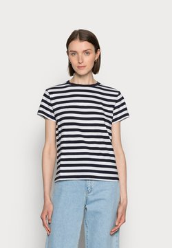 Marc O'Polo - T-Shirt print - blue