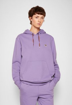 PS Paul Smith - ZEBRA HOODIE - Sweatshirt - purple