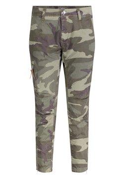 MAC Jeans - Stoffhose - grün
