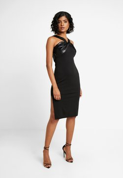 Lost Ink - BUST BODYCON DRESS - Cocktail dress / Party dress - black