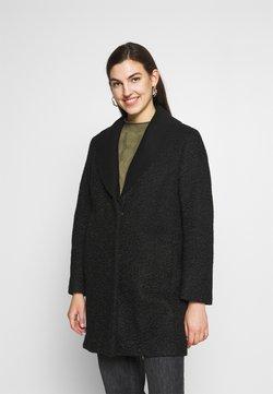 Sisley - COAT - Mantel - black