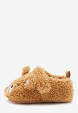 Next - BEAR 3D PRAM  - Tofflor & inneskor - brown