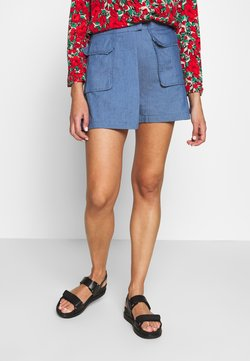Molly Bracken - LADIES - Short - denim blue
