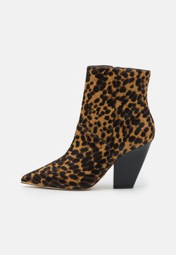 Tory Burch - ZIP UP BOOTIE - Stiefelette - multicolor