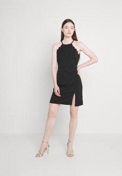 WAL G. - YELDA SCALLOP NECK DRESS - Cocktailkleid/festliches Kleid - black