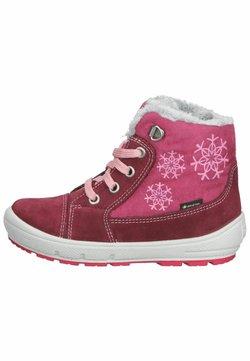Superfit - Bottes de neige - red/pink