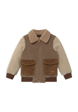 Scotch & Soda - Bomberjacke - light brown/off-white