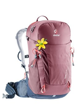 Deuter - TRAIL - Trekkingrucksack - blackberry