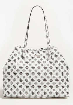 Guess - VIKKY  - Shopping bag - white multi