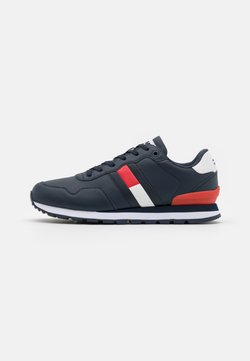 Tommy Jeans - LIFESTYLE  RUNNER - Sneaker low - twilight navy