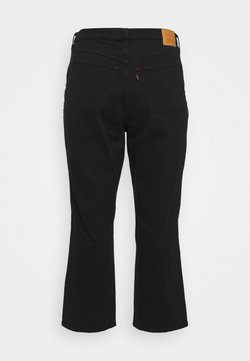 Levi's® Plus - STRAIGHT - Straight leg -farkut - black heart