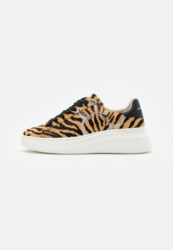 MOA - Master of Arts - DOUBLE GALLERY - Sneakers laag - black/beige