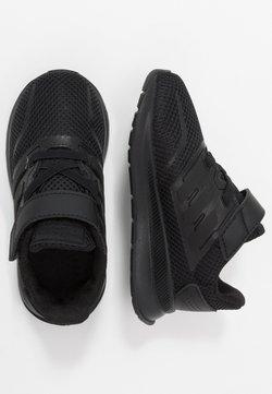 adidas Performance - RUNFALCON CLASSIC RUNNING SHOES UNISEX - Neutrala löparskor - core black