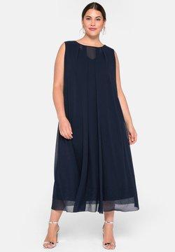 Sheego - Freizeitkleid - nachtblau
