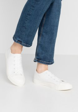 Dorothy Perkins Wide Fit - WIDE FIT ICON  - Sneakers laag - white