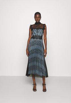 Swing - Cocktailkleid/festliches Kleid - black/blue