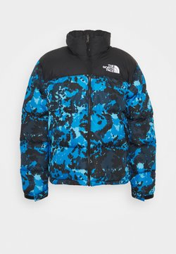 The North Face - 1996 RETRO NUPTSE JACKET - Daunenjacke - clear lake blue himalayan