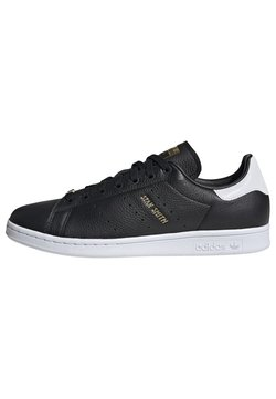 adidas Originals - STAN SMITH SHOES - Sneaker low - black