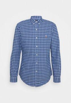 XXL L Tommy JEANS Regular Fit Camicia manica lunga New Kent Colletto A Quadri Blu-Taglia M