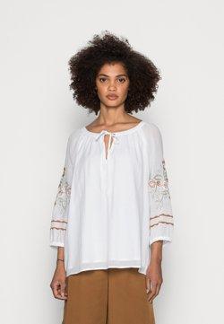 Esprit - BLOUSE - Bluse - white