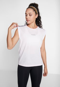 Diadora - BE ONE - Funktionsshirt - pink violet
