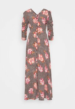 byTiMo - SPRING ROUCH DRESS - Maxikleid - light pink