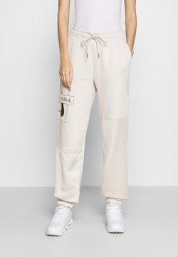 Nike Sportswear - PANT - Jogginghose - orewood /oatmeal/ gold
