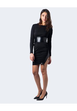 Manila Grace - Vestito elegante - black