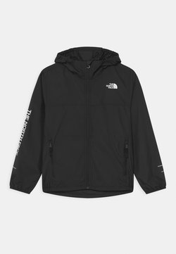 The North Face - REACTOR UNISEX - Windbreaker - black