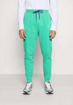 Urban Threads - COLOUR POP JOGGER UNISEX - Jogginghose - green