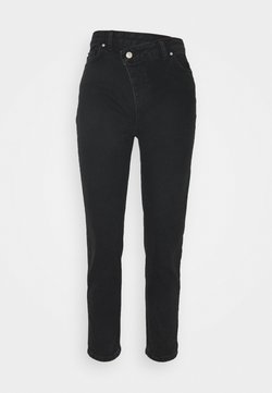 Trendyol - Relaxed fit jeans - black