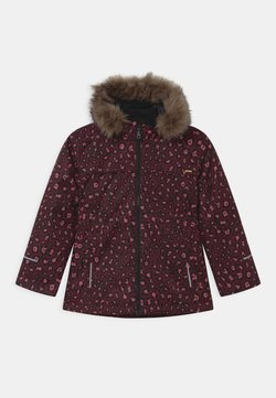 Name it - NKFSNOW LEOPARD  - Winterjacke - winetasting