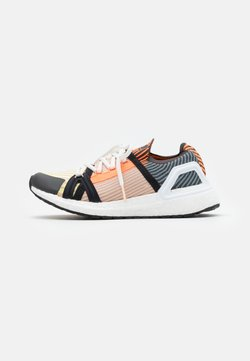adidas by Stella McCartney - ULTRABOOST 20 S. - Laufschuh Neutral - light flash yellow/soft powder/utility black