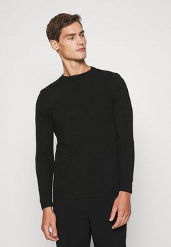 STUDIO ID - CREWNECK - Sweter - black