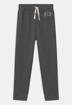 GAP - BOY HERITAGE LOGO  - Verryttelyhousut - charcoal grey